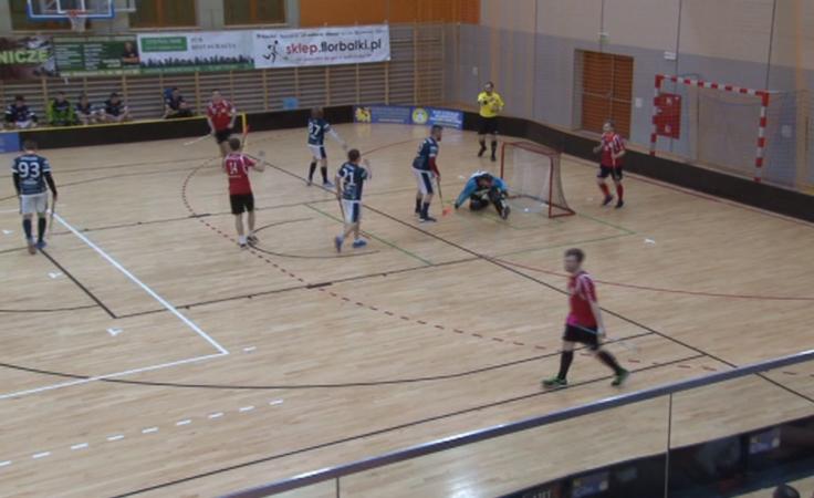 Przegrany pierwszy mecz półfinałowy Wilków Sanok