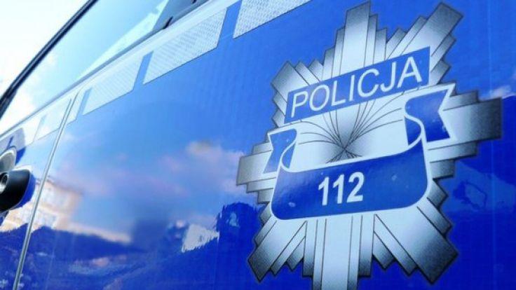 Do wypadku doszło po godzinie 18 (fot. twitter.com/@PolicjaLubelska)