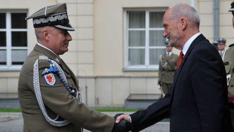 Do tej pory generał Sokołowski był zastępcą szefa elbląskiej dywizji (fot. 16dz.wp.mil.pl)