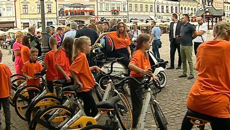 Rzeszów będzie miał nową wypożyczalnię rowerów miejskich