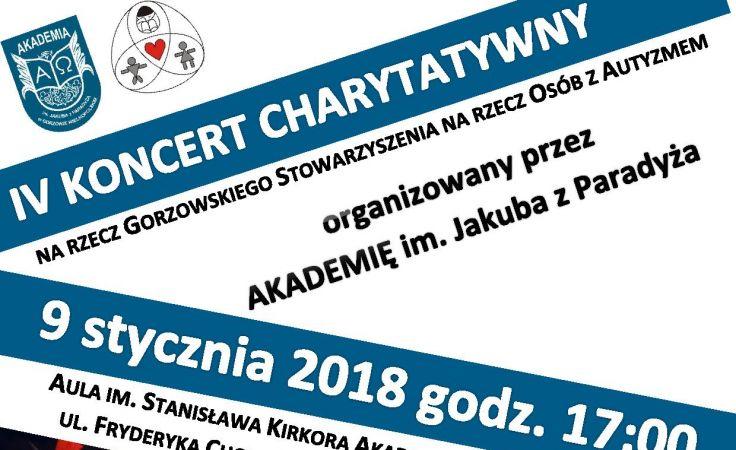 IV Charytatywny Koncert Noworoczny