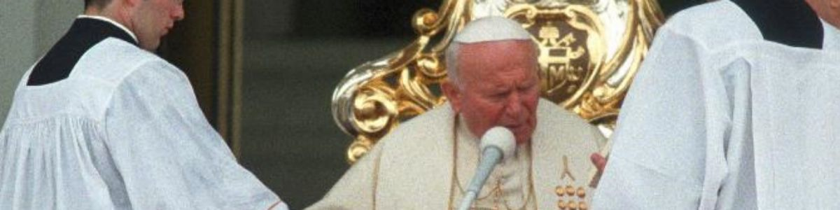 Nieznane podróże papieża