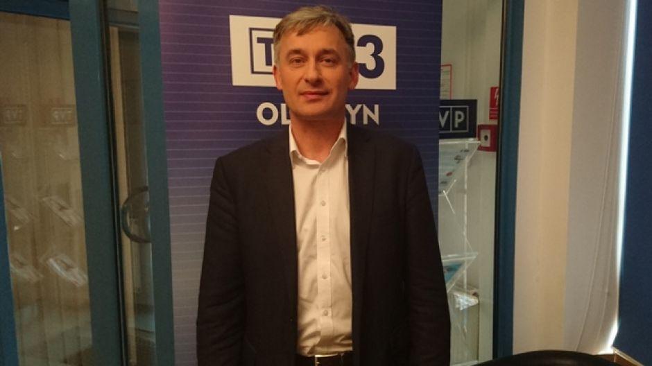 Prof. Mariusz Piskuła, dyrektor Instytutu Rozrodu Zwierząt i Badań Żywności PAN w Olsztynie