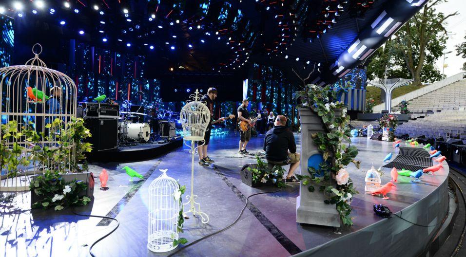 Od rozpoczęcia festiwalu dzielą nas tylko godziny. (fot. TVP/ Jan Bogacz)