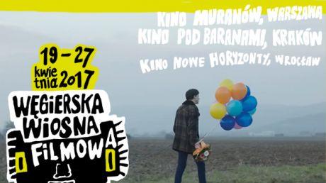 Kino znad Dunaju, czyli Węgierska Wiosna Filmowa powraca