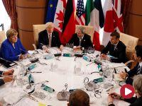 Szczyt G7: deklaracja o zwalczaniu terroryzmu i utrzymanie sankcji wobec Rosji