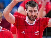 Marcin Możdżonek i Jakub Jarosz podczas meczu z Australią (fot. PAP/Adam Ciereszko)