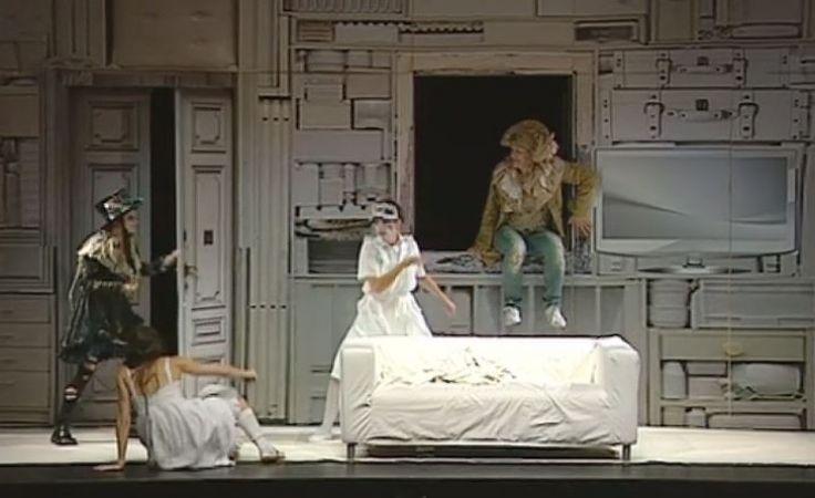 Rzeszowski spektakl muzyczny z elementami tańca, wyreżyserowała Anna Nowicka