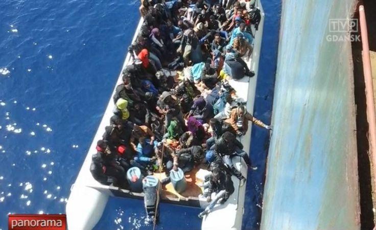 Polacy na morzu uratowali Somalijczyków