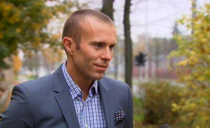 Michał Janicki (fot. arch. TVP3 Wrocław)