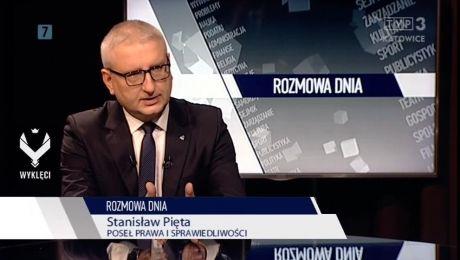 1.03.2017 - Stanisław Pięta poseł PiS