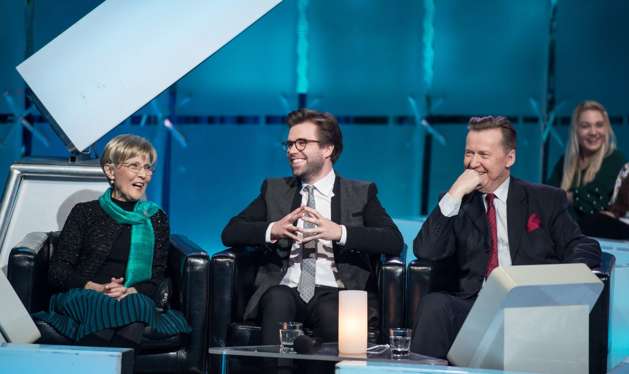 Nad merytoryczną poprawnością testu czuwało jury: Elżbieta Tarnawska, Marek Bończyk oraz Karol Radziwonowicz (fot. J. Bogacz/TVP)