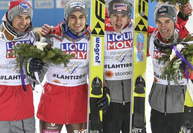 Złota drużyna z Lahti. Powtórka w Pjongczangu?