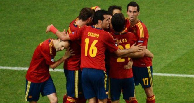 Hiszpania po raz pierwszy wygrała z Francją w meczu o punkty (fot. Getty Images)