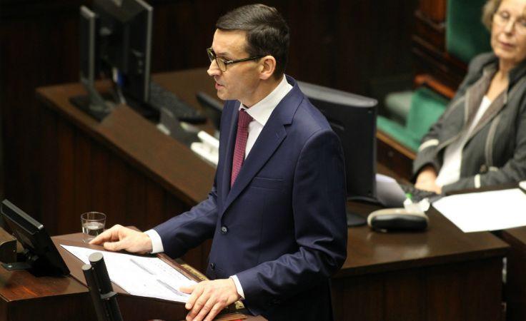 Fot.: Kancelaria Sejmu/Krzysztof Białoskórski