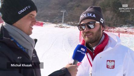 Michał Kłusak: nie jestem zadowolony, ale będzie tylko lepiej