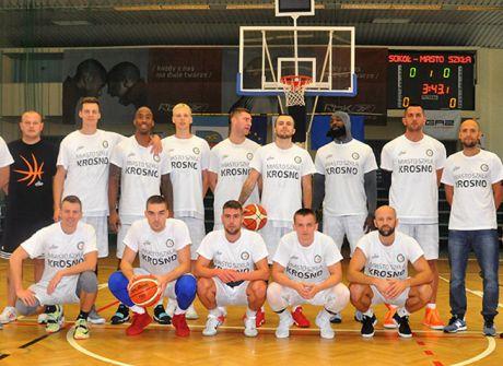 Mistrzostwa Podkarpacia Seniorów w Koszykówce