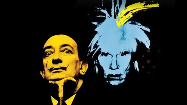 """""""Dali kontra Warhol"""" w stolicy"""