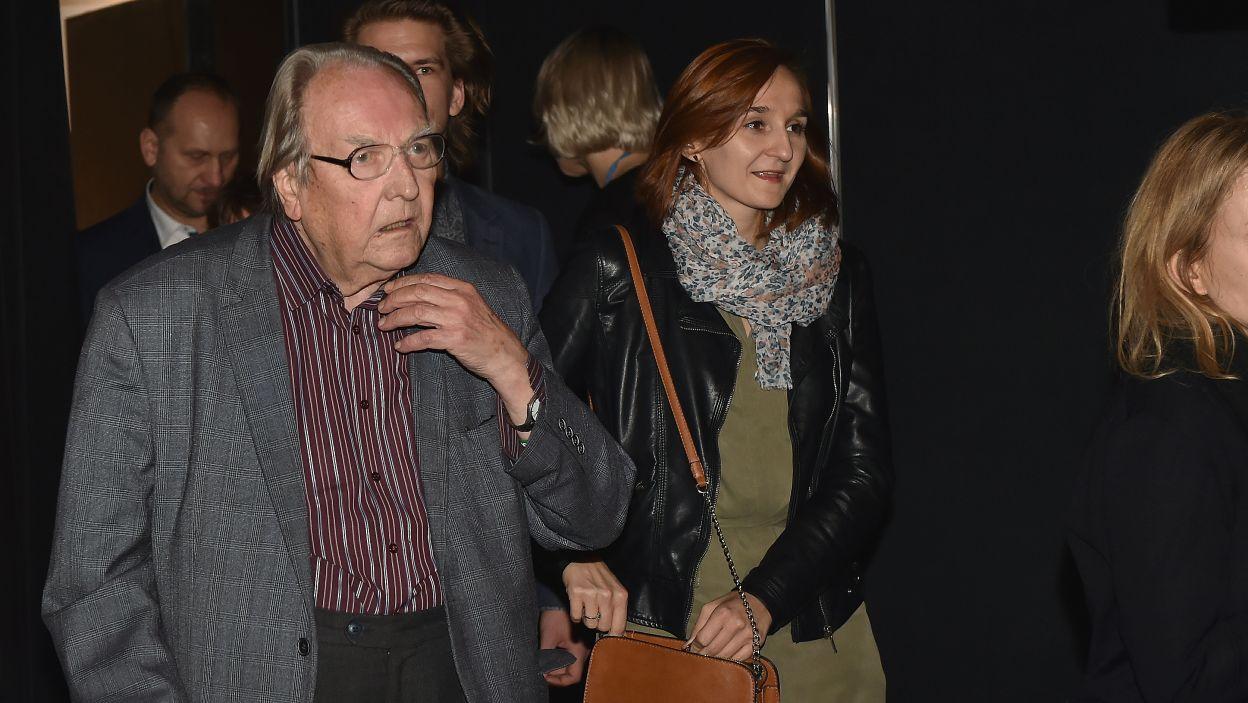 Na pokaz przybył jeden z najznakomitszych polskich aktorów Ignacy Gogolewski (fot. I. Sobieszczuk)