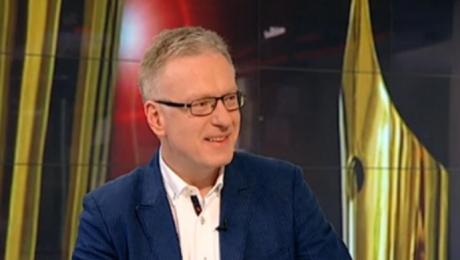Mariusz Szczygieł (fot. TVP)