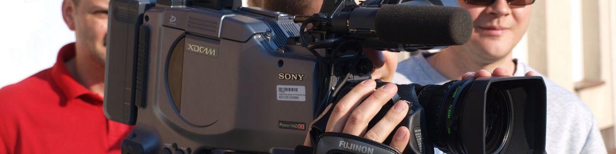Podstawowy kurs operatora kamery