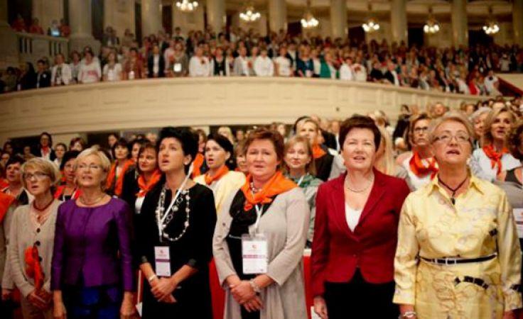 Czas kobiet - fot. Nikodem Szymański_Biuro Prasowe Kongresu Kobiet