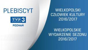 """Poznaliśmy laureatów II edycji Plebiscytu """"Wielkopolski człowiek kultury"""" i """"Wielkopolskie wydarzenie sezonu"""""""
