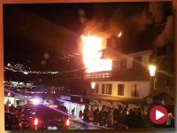 Pożar ośrodka narciarskiego we Francji. Są ofiary