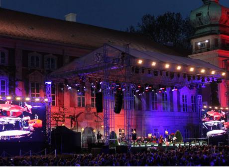 56. Muzyczny Festiwal w Łańcucie (dzień drugi)