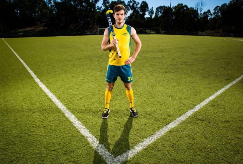 Reprezentant Australii Fergus Kavanagh (fot. Getty Images)