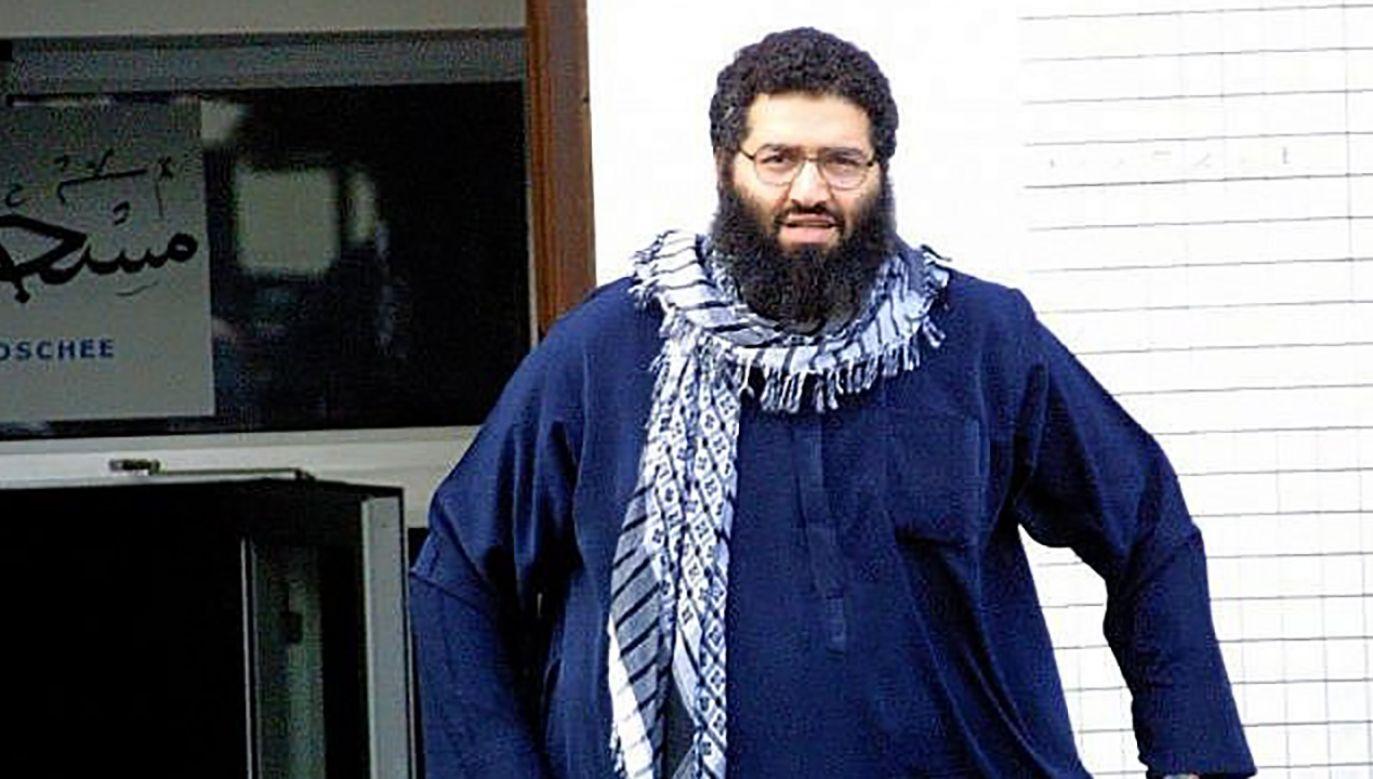 Mohammed Haydar Zammar (fot. tt/@ZistazNews)