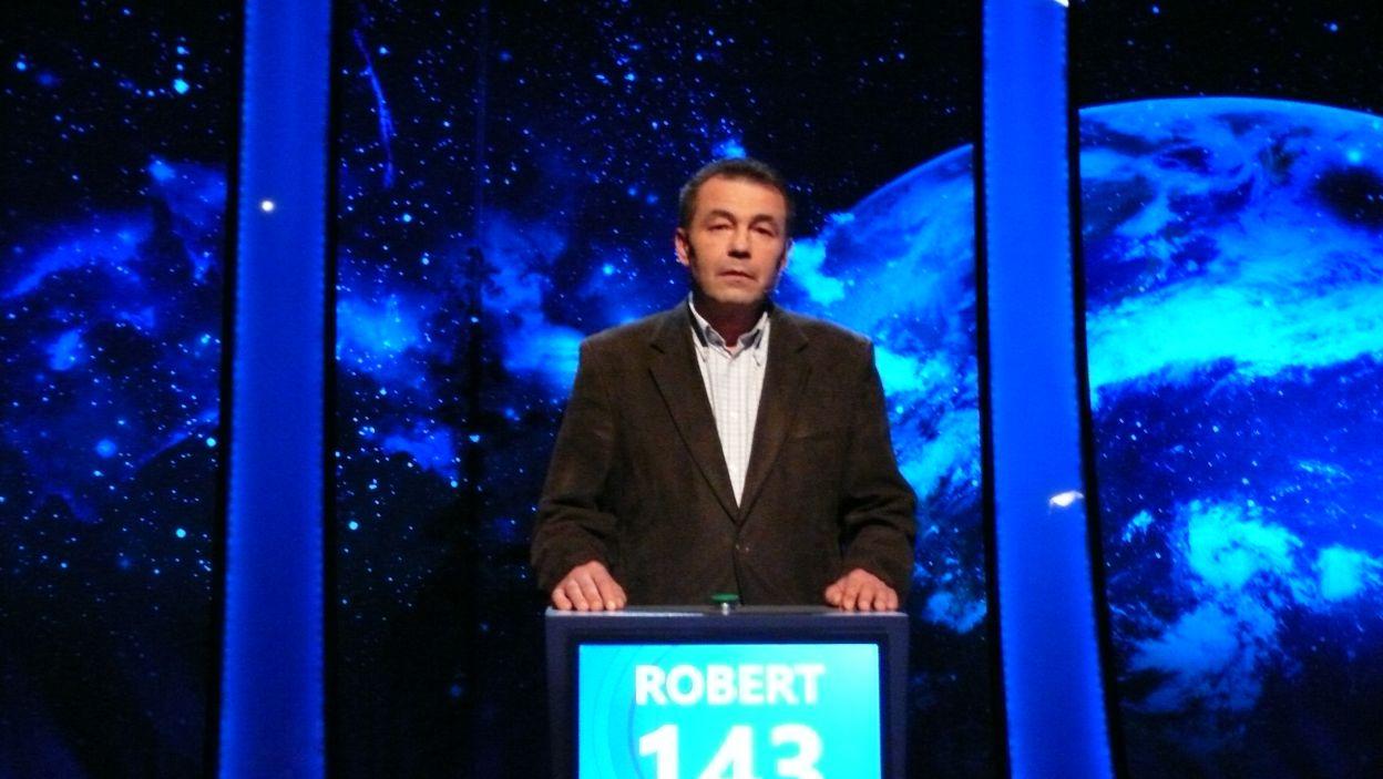 Robert Stolar - zwycięzca 11 odcinka 101 edycji