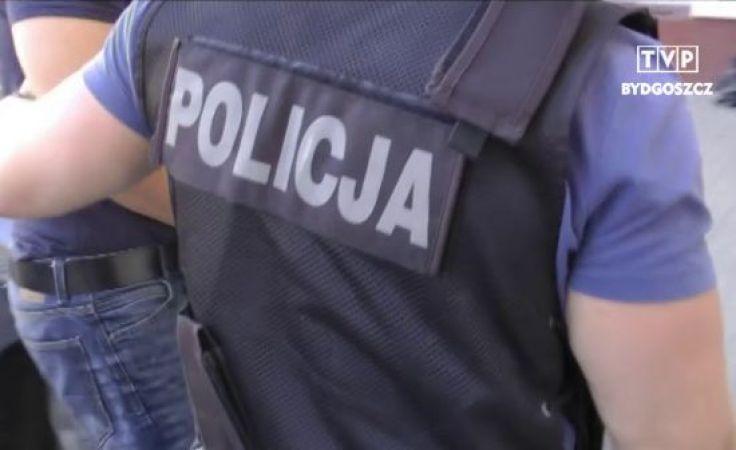 W ręce policjantów wpadł 30-latek, podejrzany o rozbój na 84-latku