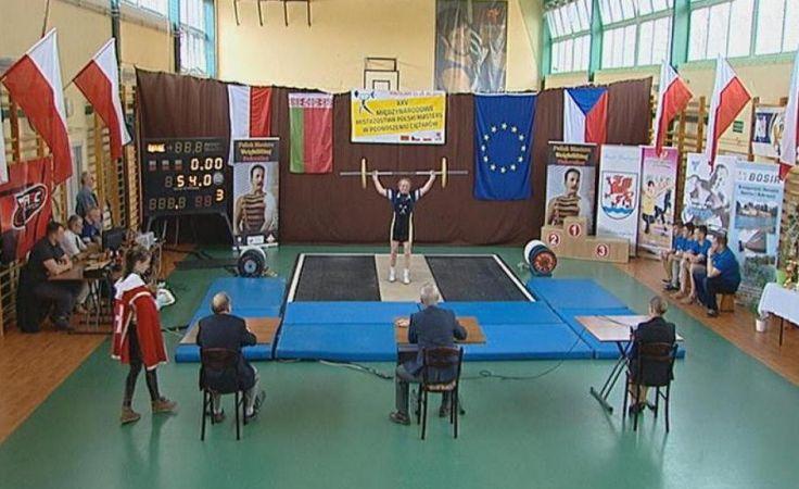 Mistrzostwa sztangistów-weteranów