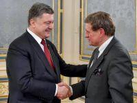 Poroszenko do Balcerowicza: zapraszam do udziału w reformach