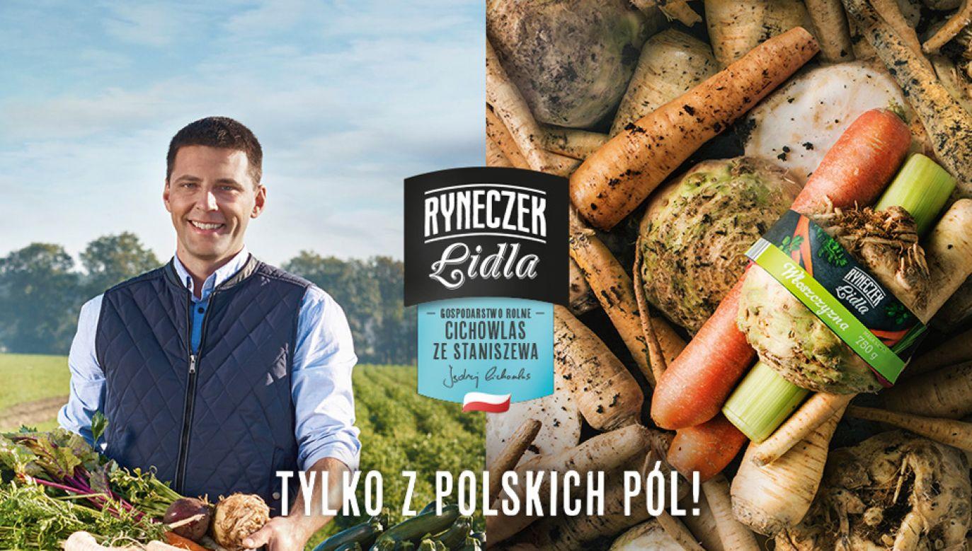 Lidl wycofał reklamy z dostawcą, który nie udzielił pomocy Ukraince (fot.materiały prasowe)