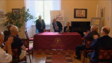 Poseł PiS rozmawiał o problemach i dotrzymywaniu obietnic