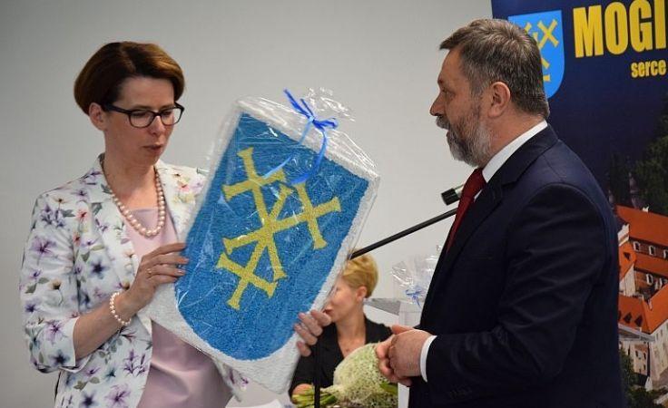 Honory i tytuły z okazji 620. urodzin Mogilna