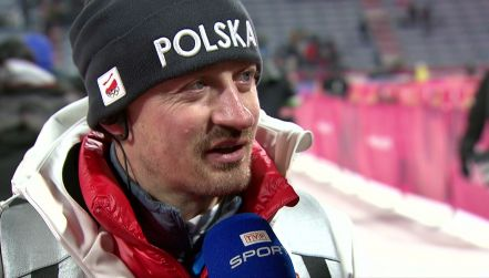 Adam Małysz o brązowym medalu drużyny: dobrze wykonana robota!