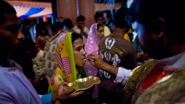 Chrześcijanie w Indiach padają ofiarą prześladowań (fot. Daniel Berehulak/Getty Images)