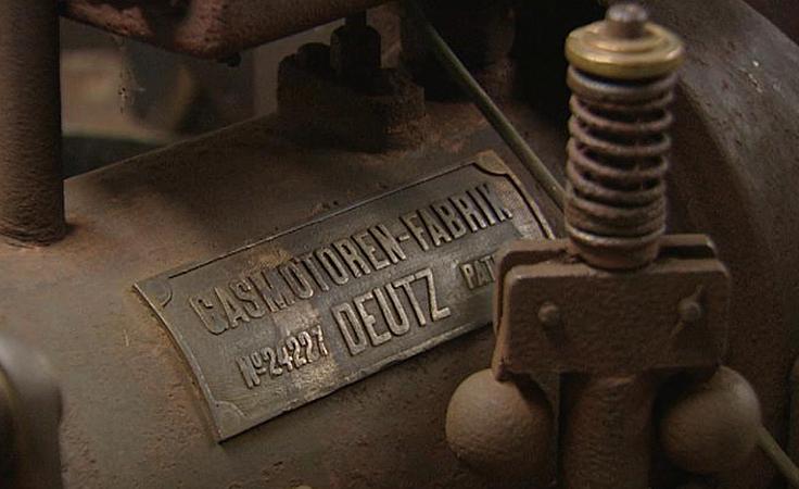 1. Muzeum Silników Stacjonarnych i Techniki Rolniczej zaprasza