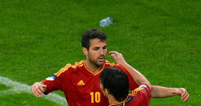 Wynik meczu ustalił Cesc Fabregas (fot. Getty Images)