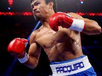 Pacquaio faworytem Alego w bokserskim hicie
