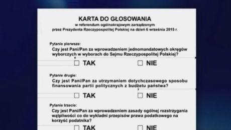 Referendum 6 września: jak głosować?