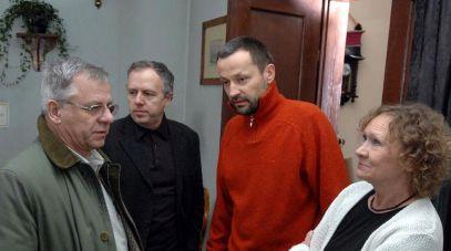 Na planie zdjęciowym (fot. Jan Bogacz, TVP)