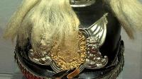 Wystawa hełmów, czapek i mundurów wojskowych z całego świata