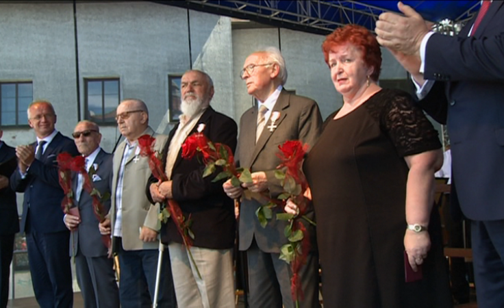 Upamiętnili antykomunistyczny zryw i jego bohaterów