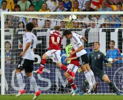 Gol Krohn-Dehlego (fot. Getty Images)
