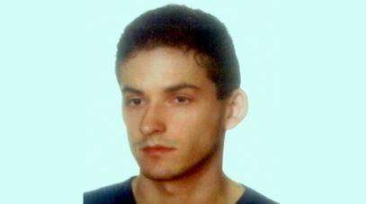 Przemysław Smoliński zaginął 31 maja 2013 r.