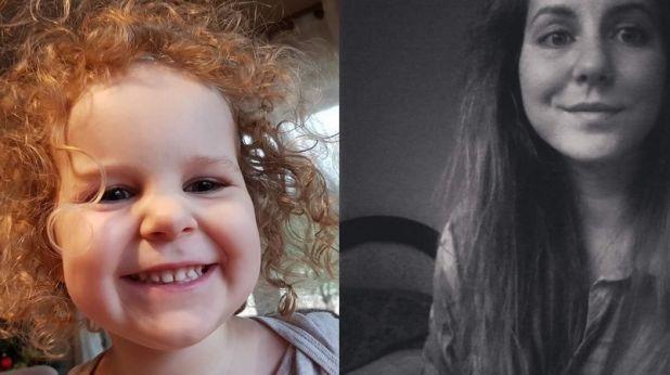 W Białymstoku doszło do uprowadzeniem 25-letniej kobiety i jej trzyletniej córki Amelki.